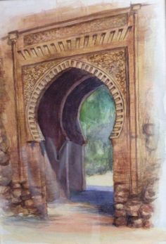 Puerta Árabe