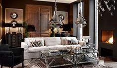 Роскошный интерьер Eichholtz, luxury Eichholtz interior, мебель, освещение, аксессуары, гостиная, living room, furniture, lighting, accessories #eichholtz #эйхольц #idcollection