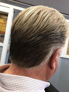 Tom has some great hair! Let us style your hair today. 412-343-1022 | http://texturecutsandcolor.com