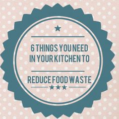 kitchen gadets for waste