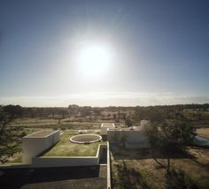 CÓRREGO House à Santiago do Cacém au Portugal par les architectes d'Atelier dos Remédios - Journal du Design