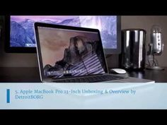 For more informative videos on the Apple MacBook Pro visit our dedicated page at the link below. Best Macbook Pro, Macbook Pro 13 Inch, Apple Macbook Pro, Tech News, Good Things