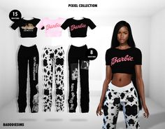 Sims 4 Mods Clothes, Sims 4 Clothing, Sims 4 Cas, Sims Cc, Sims 4 Collections, Sims 4 Traits, Sims 4 Black Hair, The Sims 4 Cabelos, Sims 4 Game Mods