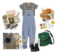 """""""i loved you most when you loved me least."""" by nadyaarw on Polyvore featuring Dr. Martens, Gucci, Bonne Maison, MABEL and Mason's"""