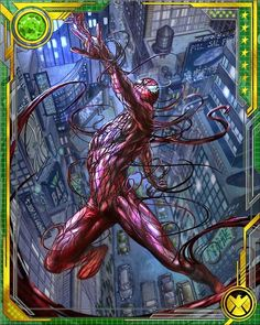 This Spider-Man character is a little too uptight. Gotta loosen him up some, get him into the finer things in life. The good stuff. Spider Carnage, Man Character, Video Game Art, Amazing Spider, Comic Art, Comic Book, Venom, Marvel Universe, Marvel Comics