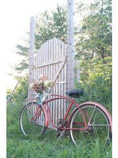 sweet vintage bike