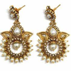 flower-and-beads-long-earrings