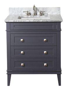 Eleanor 30 Single Bathroom Vanity Set