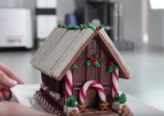 You'll Forget All About Gingerbread Houses When You See This Sweet Alternative