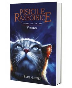 """Read """"Warriors: Power of Three The Sight"""" by Erin Hunter available from Rakuten Kobo. Erin Hunter's nationally bestselling Warriors series continues in Warriors: Power of Three! The first book in this th. Used Books, Great Books, Best Seller Livre, Science Fiction, Le Clan, Warrior Cats Books, Hunter Fans, Friends Show, Cycle"""