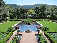 Filoli woodside ca makes it on any list of the best for Filoli garden pool