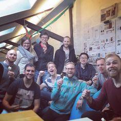 3 nya leverantörer har valt att ansluta sig - det firar vi med glass  #BringLifeToWork #gbgtech #sthlmtech #startuplife #siliconvallgatan #pinnglass