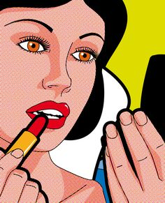 The secret life of heroes - Snow Lips by Greg Guillemin