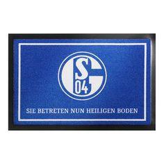 Schalke Fußmatte Heiliger Boden | Jetzt im offiziellen S04 Fanshop kaufen
