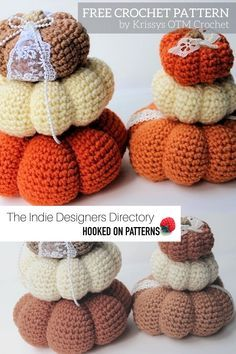Crochet Fall Decor, Holiday Crochet Patterns, Crochet Pumpkin Pattern, Crochet Christmas, Crochet Gifts, Cute Crochet, Pumkin Decoration, Harvest Decorations, Crochet Dishcloths