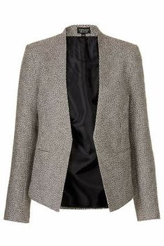 Boucle Tailored Jacket - New In This Week  - New In