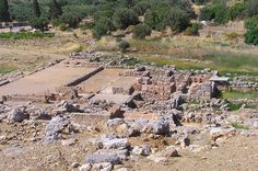 The Palace of Ancient Zakros