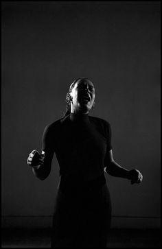 Dennis Stock, Billie Holiday, 1958