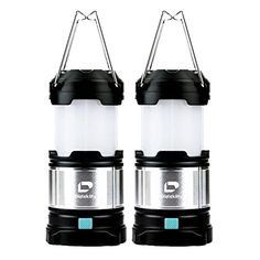 Diateklity LED Camping Lantern LED Lantern Flashlights for Hiking Camping Collapsible Camping Lights  Emergency Lantern Bright Leds USB Power Bank Portable Rechargeable2PCS *** To view further for this item, visit the image link.(This is an Amazon affiliate link and I receive a commission for the sales)