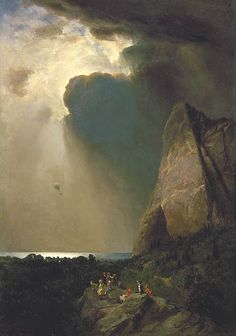 William Holbrook Beard (1824-1900), The Lost Balloon - 1882