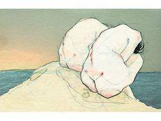 Mixed media. - Adara Illustrations