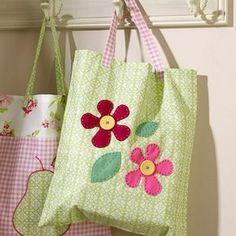 4d6ae1724 Las 22 mejores imágenes de BOLSAS DE MANDADO | Handmade bags, Bags ...