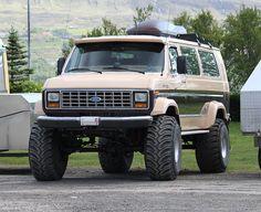 Ford Econoline 4x4 Custom
