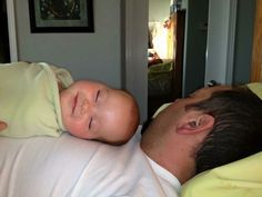 """Fighting for that last minute of sleep...""  - Life of Dad user Lance Priest - Prudhoe Bay Alaska"
