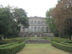 Chateau de l'Engarran - just outside Montpellier, St. Georges d'Orques, Languedoc