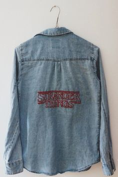 Stranger Things Denim
