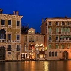 Hotel Al Ponte Antico, Venice, Italy. | The 21 Most Awesome Hotel Views On Earth