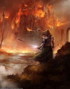 The Blind King by HELMUTTT on DeviantArt