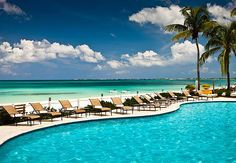 Hoteles de playa: Grand Cayman Marriott Beach Resort