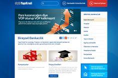 Sanal Alem: Yapı Kredi Yeni Websitesi ile Ezber Bozuyor