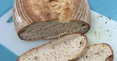 Recipe Sourdough - Artisan Bread by Kate Winkworth - Consultant, learn to make this recipe easily in your kitchen machine and discover other Thermomix recipes in Breads & rolls. Large Pizza, Kitchen Machine, 5 Recipe, Artisan Bread, Bread Rolls, Cooking, Breads, Community, Food