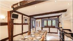 szép rusztikus konyhák cottage home (Luxuslakás 7)