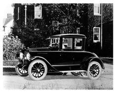 1922-Dort-Model-14T-Coupe-Factory-Photo-c9184