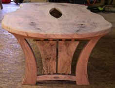 """Sometimes you get involved in something and it can be hard to pull yourself out of it. Now I, too, like dozens of other craftsmen, have been sucked into this """"live edge"""" furniture craze. Jus…"""