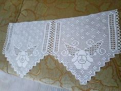 Pineapple Design, Filet Crochet, Needlework, Hat Patterns, Quilts, Knitting, Board, Crochet Hammock, Crochet Table Runner