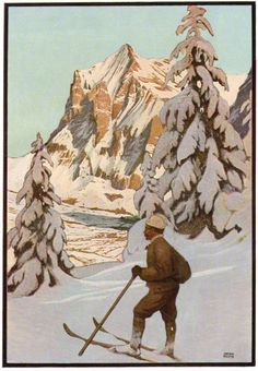 Grindelwald, Mountain Pictures, Wow Products, Live Life, Art Deco, Explore, Mountains, Drawings, Artist