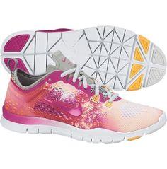 Nike Women's Free 5.0 TR FIT PRT 4 Training Shoe