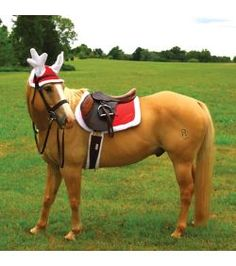 Shires Horse Holiday Antlers Small
