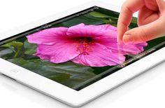 iPad com 128 GB chega aos EUA em Fevereiro
