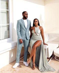 Black Couples Goals, Cute Couples Goals, Couple Goals, Photo Poses For Couples, Stylish Couple, Fashion Couple, Couple Outfits, Civil Wedding, Beautiful Couple
