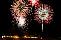 Hampton Beach Fireworks