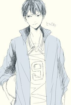 Image result for kageyama sketches