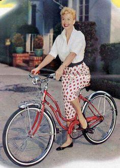 best bikes for baby boomers over 50 - photo vintage schwinn bike ad