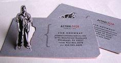Cartão de Visita - business card.