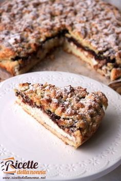 """Nutella crumbled ricotta cheese recipe...""""You want to try the original?"""" instead of Nutella use chocolate chips, or to change, Mascarpone cream and Nutella."""