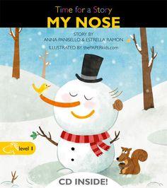My nose | Libroseducativosinfantiles yjuveniles | Los Cuentos de Bastian